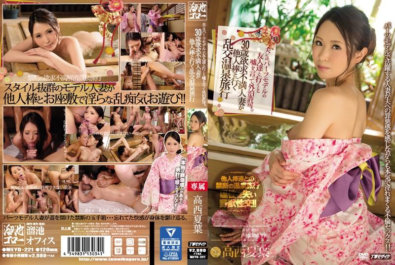MEYD-221 Sleepover Permission To Say A Lie And Her Husband Go With Friends